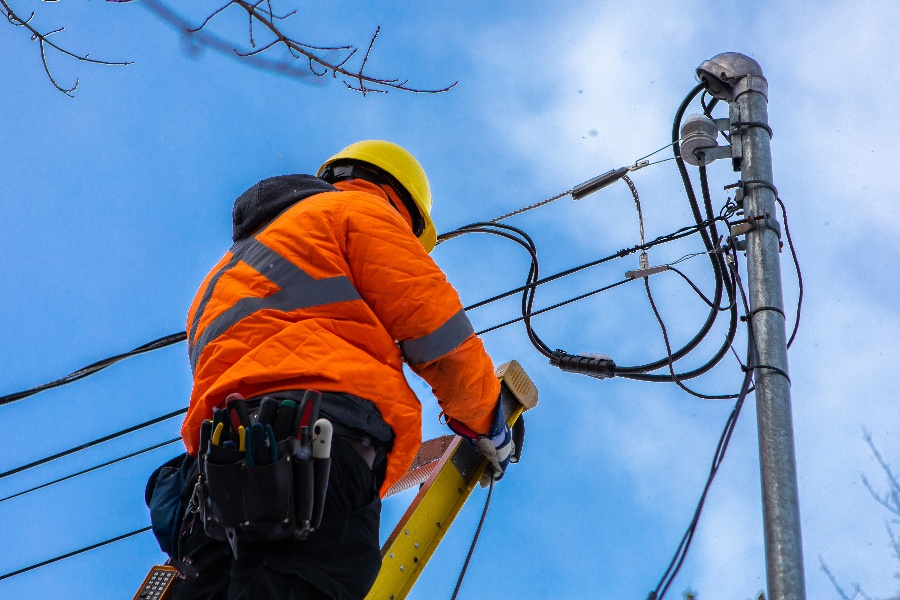 Pultrusions For The Utilities Sector