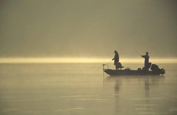 Fiberglass Bass Boats