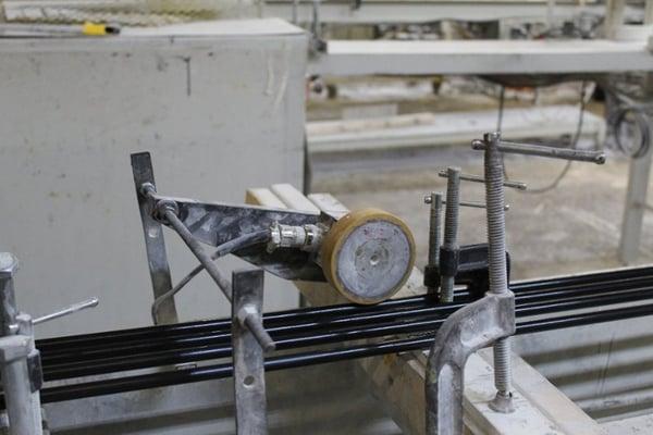 pultruded fiberglass rods