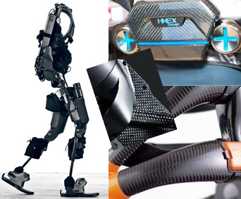 Composite Exoskeletons