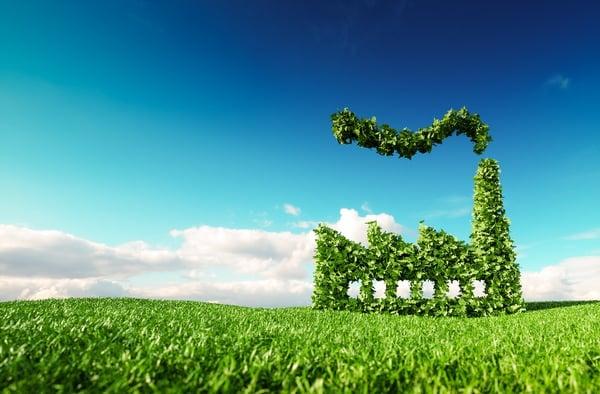 green manufacturing fiberglass pultrutions