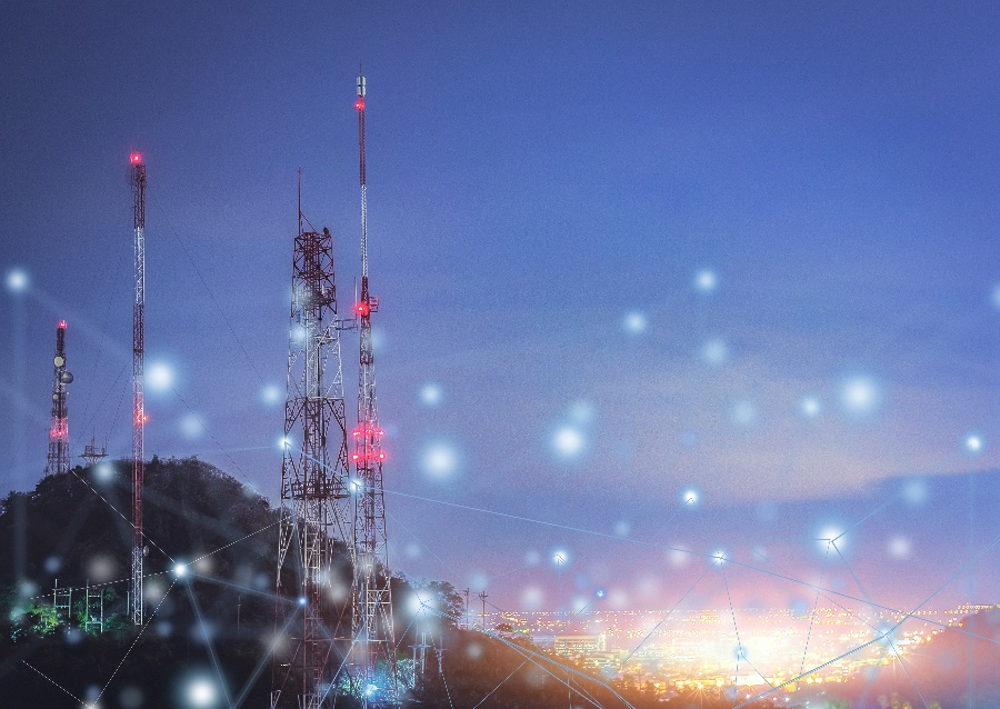 pultrusion in telecommunications industry