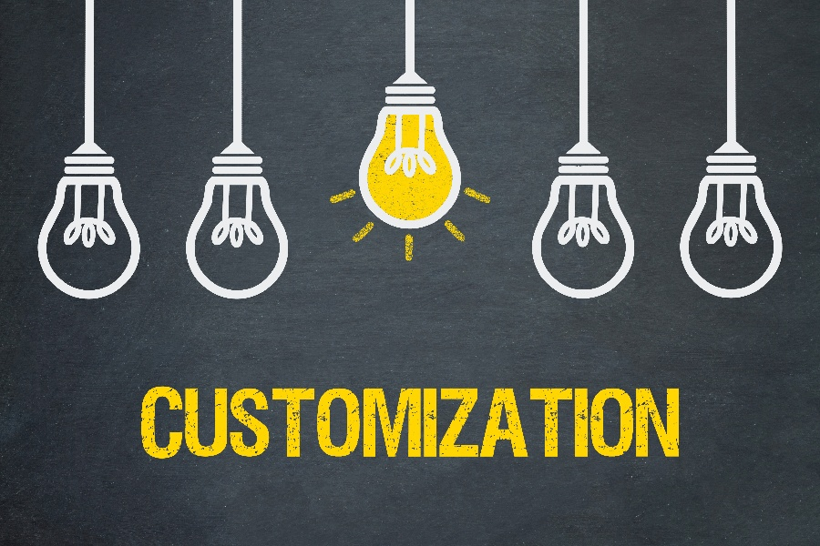 Customized Profiles for Your Projects