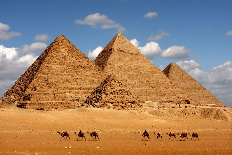 The 7 Wonders of the Ancient World 2.0
