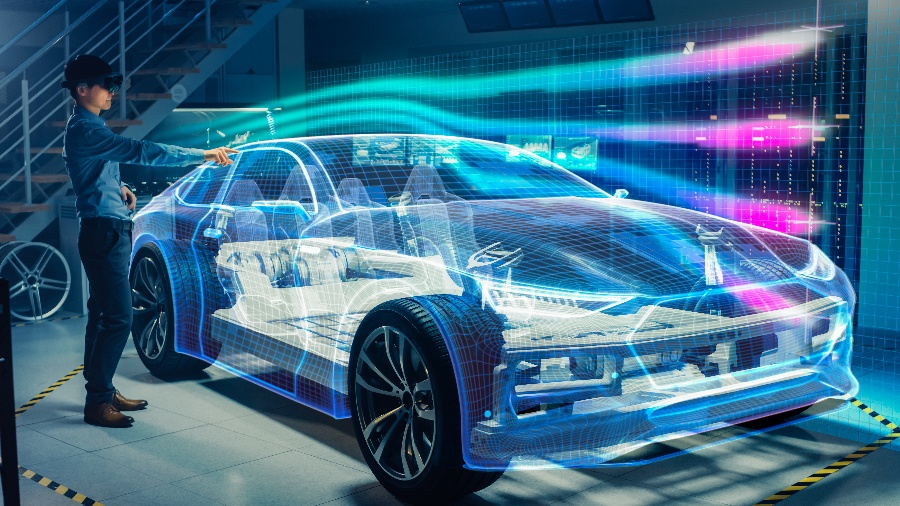 FRPs Shift the Auto Industry Into High Gear