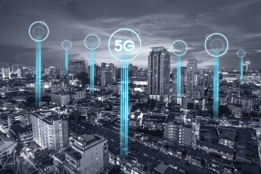 The Role Pultruded Products Play on 5G Cities